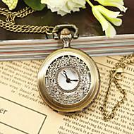 Woman Quartz Carving Pocket Watch Cool Watches Unique Watches