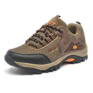 Men's Hiking Shoes Tulle Green / Gray / Khaki