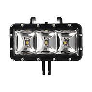 Spot Light LED Vízálló mertXiaomi Camera Gopro 5 Gopro 4 Gopro 4 Silver Gopro 4 Session Gopro 4 Black Gopro 3 Gopro 2 Gopro 3+ Gopro 1