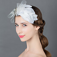 Coiffure Casque Mariage Strass / Alliage Femme Mariage 1 Pièce