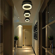 8W Flush Mount LED Modern/Contemporary Bedroom / Dining Room / Kitchen / Hallway Metal
