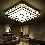 컴템포러리 / 모던 - 플러쉬 마운트 - 크리스탈 / LED - 침실 / 주방 / 키즈 룸
