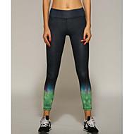 Yoga broek Kleding Onderlichaam / Broeken / Fietsen Tights / LeggingsAdemend / Sneldrogend / wicking / Compressie / Lichtgewicht