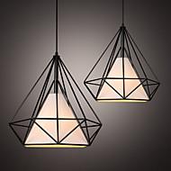 Contemporain / Traditionnel/Classique / Rustique / Vintage LED Métal Lampe suspendueSalle de séjour / Chambre à coucher / Salle à manger