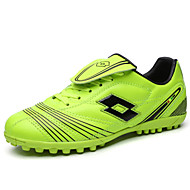 Men's Spring / Summer / Fall / Winter Comfort Faux Leather Slip-on Black / Blue / Green / White Soccer