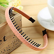 Korean Toothed Cloth Hair Accessories Headbands