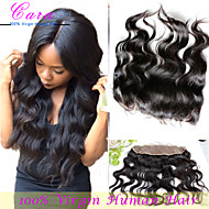 Brazilian Virgin Hair Lace Frontal,13x4 Body Wave Lace Frontal Closure,Ear To Ear Full Lace FrontalWith Baby Hair