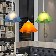 E27 10-15㎡ 27*15CM Line 1M Single Head Acrylic Line Pvc Transparent Chimney Droplight Supermarket Restaurant LED Lamp