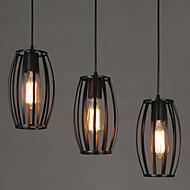 מודרני / חדיש / מסורתי/ קלאסי / סגנון חלוד/בקתה / וינטאג' LED מתכת מנורות תלויותחדר שינה / חדר אוכל / מטבח / חדר מקלחת / חדר עבודה / משרד