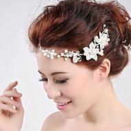 מצח shanzuan high-end כלה כיסוי ראש פנינת תכשיטי חתונה שרשרת תליון בין גבות 1pc