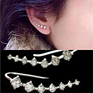 Cute/Casual Alloy Drop Earrings
