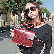 L.WEST® Women's Vintage Hasp Small Bag Cross-body One Shoulder Bag Retro Handbags Messenger Bags
