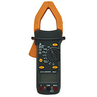 ms2101 gama auto ac / dc tensão atual metros hyelec braçadeira digital com teste de temperatura