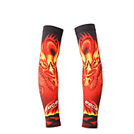 Arm Warmers Bike Quick Dry / Ultraviolet Resistant / Limits Bacteria / Sweat-wicking / Sunscreen Women's / UnisexSpandex / Silk /