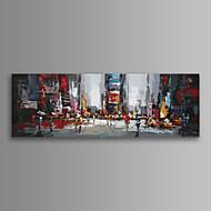 Ritratti / Natura morta / Paesaggio / Architettura / Moderno Print Canvas Un pannello Pronto da appendere , Orizzontale