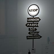 Vegglamper LED / Pære inkludert Moderne/ Samtidig Plast