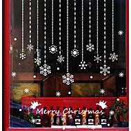 Karácsony Falimatrica Repülőgép matricák , pvc 50*5*5