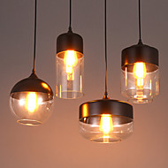 מנורות תלויות LED מודרני / חדיש / מסורתי/ קלאסי / סגנון חלוד/בקתה / וינטאג'חדר שינה / חדר אוכל / מטבח / חדר מקלחת / חדר עבודה / משרד /