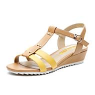 aokang® dámské koženkové sandály - 132823344