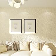Contemporary Wallpaper Art Deco 3D Modern Simple Geometry Wallpaper Wall Covering Non-woven Fabric Wall Art