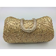 Women Other Leather Type Formal Evening Bag Blue / Gold / Red / Silver / Black