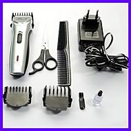 Verzorging Clippers & Trimmers Huisdieren Verzorgingsbenodigdheden draagbaar / Electrisch zilver Kunststof