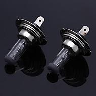 2x testa dell'automobile davanti faro H7 lampada lampadina 12v 55w