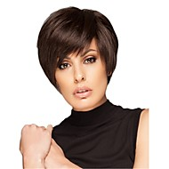 Capless Mix Color  Extra Short High Quality Natural Straight Synthetic Wig
