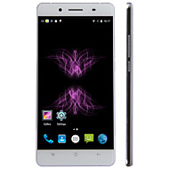 "CUBOT X16 5.0 "" Android 5.1 Smartphone 4G (Due SIM Quad Core 13 MP 2GB + 16 GB Bianco / Nero)"