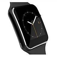 Schlafüberwachung Schrittzähler sitzende Mahnung 1,54-Zoll-Quadrat Wahlbildschirm Bluetooth 3.0