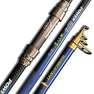 Fishing Rod Telespin Rod Aluminium / Carbon 210,240,270,300,360 MSea Fishing / Bait Casting / Spinning / Jigging Fishing / Freshwater