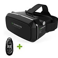 vr Virtual Reality 3D-Brille Headset Kopfhalterung 3D für 3,5-6,0 Zoll Telefon + Bluetooth-Fernbedienung