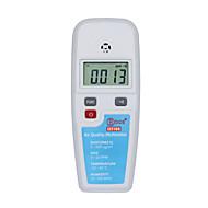 bside multímetro qualidade do ar eet100 concentração de poeira do ar testador VOC detector de gás volátil