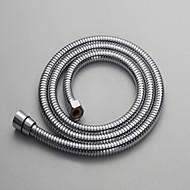нержавеющая сталь хромированная отделка замена душевой шланг увеличенной длины 1,5 метра