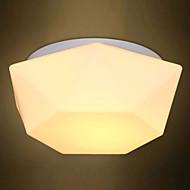 Moderne / Nutidig / Traditionel / Klassisk / Rustikk/ Hytte / Kontor / Bedrift / Lanterne / Vintage LED Metall Anheng LysStue / Soverom /