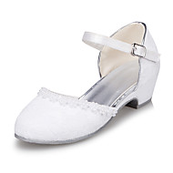 Girls' Shoes Outdoor / Casual Round Toe Flats White