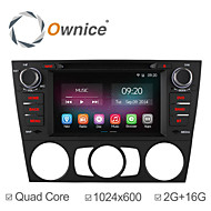 2G RAM Quad Core Car DVD Player For BMW 3 Series E90 E91 E92 2005-2012 with Android 4.4 GPS Navigation Radio HD 1024*600