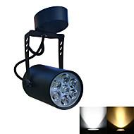 1 db. jiawen 7 W 7 Nagyteljesítményű LED 560-600LM LM Meleg fehér / Hideg fehér Dekoratív Sínrendszeres LED világítás AC 85-265 V