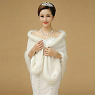 Wedding / Party/Evening Imitation Cashmere Shawls Sleeveless Wedding  Wraps / Shawls