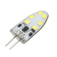 3 G4 LED betűzős izzók T 12 SMD 2835 200 lm Meleg fehér / Hideg fehér Állítható AC 12 V 1 db.