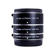 Kooka KK-ft47a af hliníkové prodlužovací trubice nastavit pro Olympus panasonic micro 4/3 systému (10mm, 16mm, 21mm kamery)