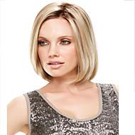 bestselgende høy kvalitet europa og usa golden bobo rett hår parykk