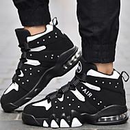 男性 バスケットボール 靴 化繊 ブラック / グレイ / ゴールド