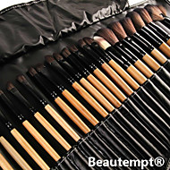 32-delige professionele make-up kwastenset