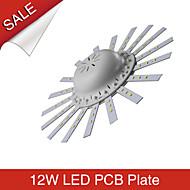 8A Lighting 12W Sun Flower Shaped 60xSMD2835 1200LM 2800-6500K Led Ceiling Lights PCB Plate AC85-265V