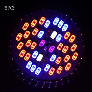 Decoratief LED-kweeklampen , E26/E27 30 W 40 SMD 5730 1000 LM Rood / Blauw / UV (blacklight) / Violet / Oranje AC 85-265 V