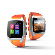 ORDRO® Original SW16 Android 4.4 3G Smart Watch, Support Wifi, 4GB ROM, Heart Rate Monitor