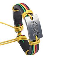 Armband ( Leder ) Party / Büro / Freizeit