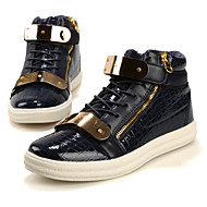 Men's Shoes Office & Career / Athletic / Casual Fashion Sneakers Black / White / Navy