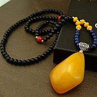 Beeswax all-match individuality of clothing accessories pendant